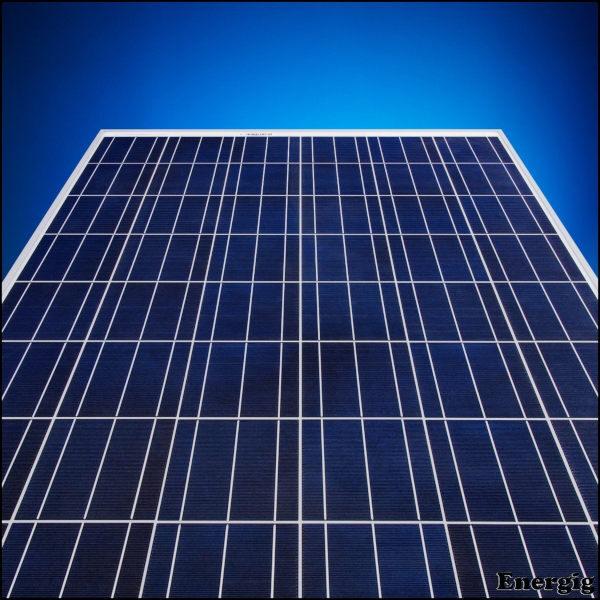 REC solcellepaneler