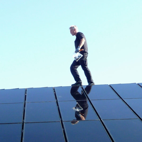 Solceller og inverter i topkvalitet