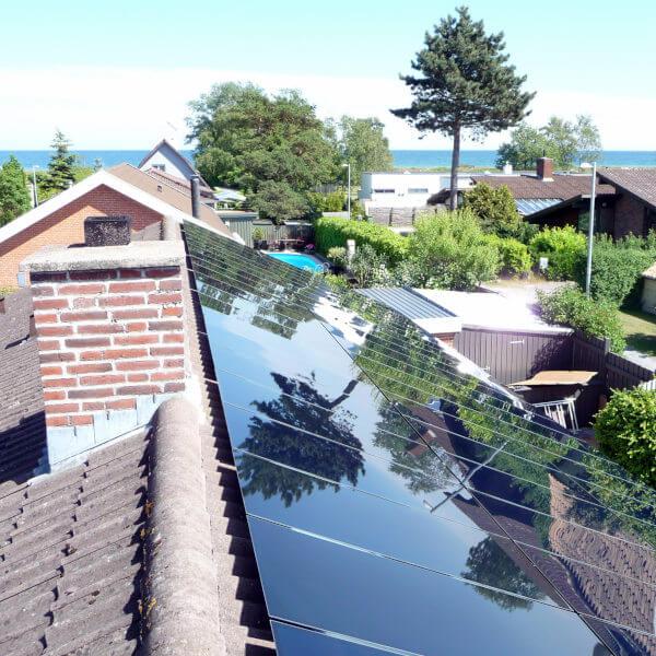 Solcelleanlæg til virksomheder og private boliger
